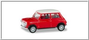 87 Mini Cooper +Zusatzscheinwerfer, rot NH2020(01)