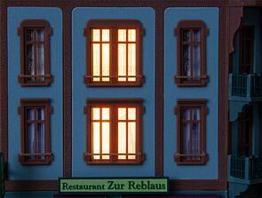 Gebäudeinnenbeleuctung Steuerung +LED's