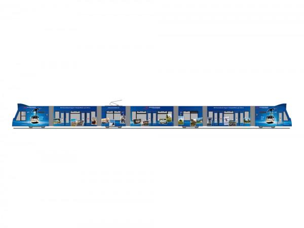 87 Strab Siemens-Combino 'VAG-Freiburg' NH2020(03)