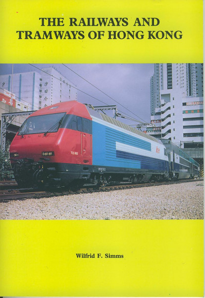 Buch The Railways and Tramway of Hong Kong
