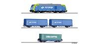 TT Startset Güterzug PKP Ep.VI B-Gleis