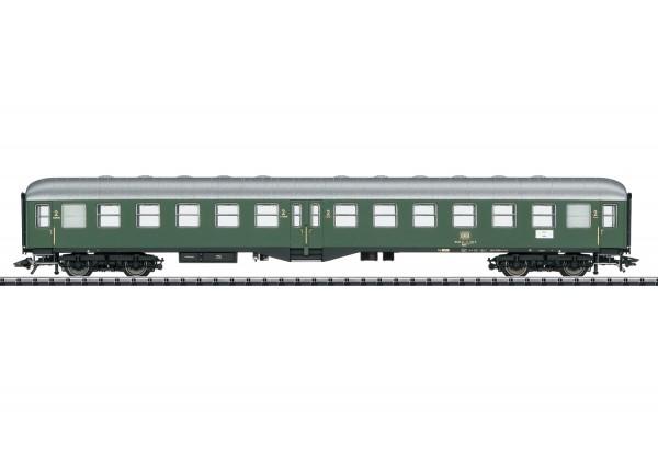 H0 ME-Wagen 2.Kl. DB-4 grün NH2020