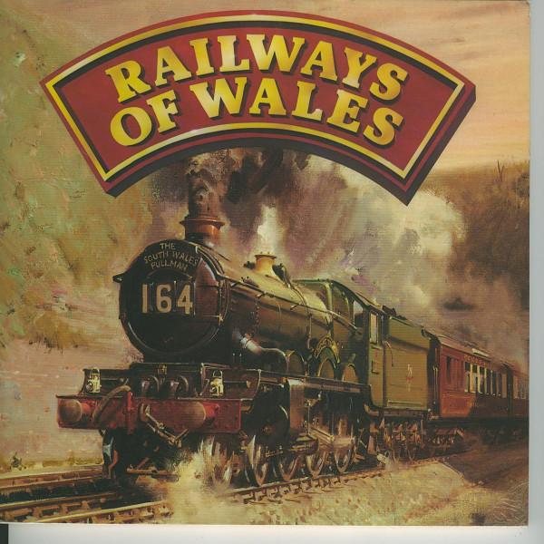 Buch Railways of Wales - National Museum of Wales