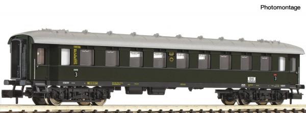N Schnellzugwagen 3. Klasse DRG Ep.2 #1 grün NH05/2020