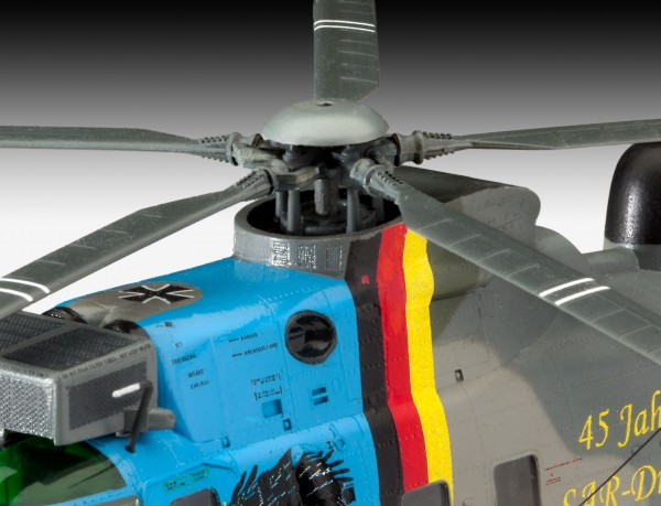 SAR - BERLIN + Westland Sea K