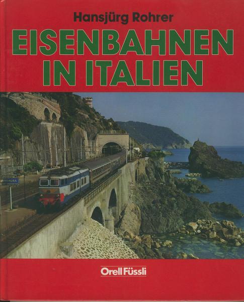 Buch Eisenbahnen in Italien