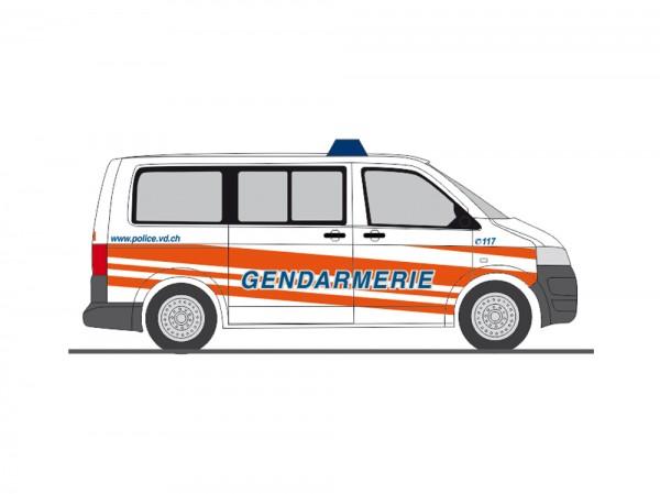 87 VW T5/Bus/KR'10 'Gendamerie'(CH) NH05/2020