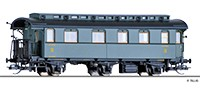 TT Reisezugwagen 2./3.Klasse SNCB Ep.II