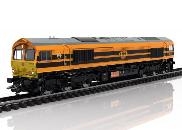 H0 Diesellok Class-66 RRF(NS) SOUND NH2020
