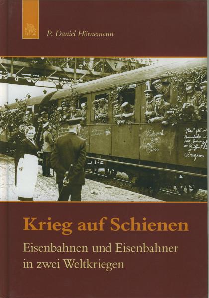 Buch Krieg auf Schienen