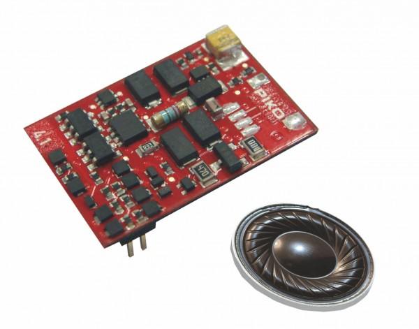 H0 LokSound SMART4.1 +Lautsprecher für BR G1206 NH03/20