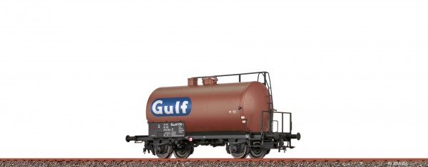 H0 Kesselwagen Z [P] DSB, IV, Gulf