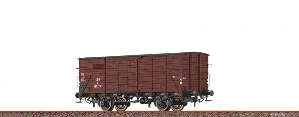 H0 Güterwagen G ÖBB, III