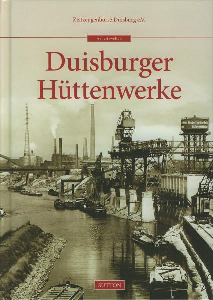 Buch Duisburger Hüttenwerke