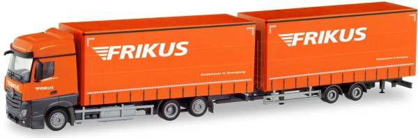 87 MB Actros/Big Volumen-Hängerzug 'Frikus' NH2020(01)