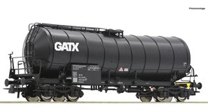 H0 Knickkesselwagen, GATX, Ep.6, DC