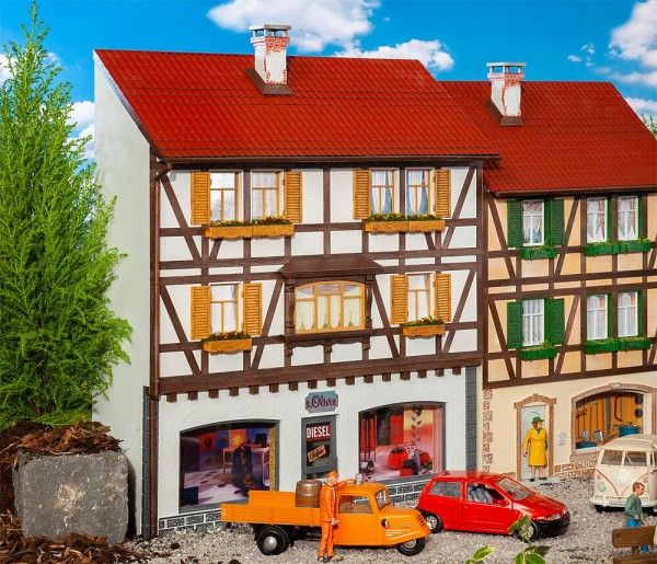 G Stadt-Reliefhaus 'Boutique'