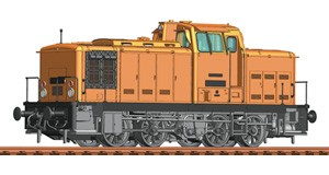 H0 Diesellokomotive BR 106, DR, Ep.4, AC SOUND
