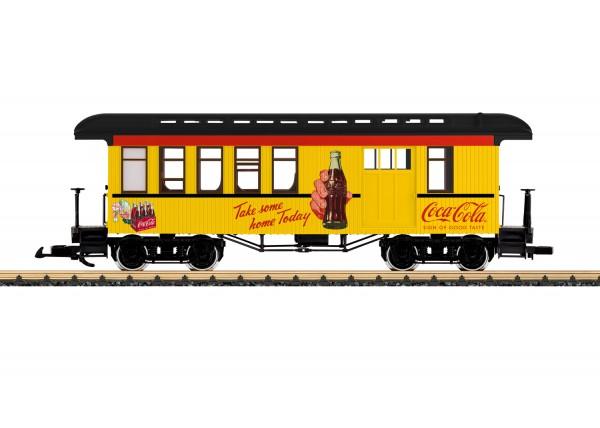 G US-Halbgepäckwagen/4-a. 'Coca-Cola' NH2020