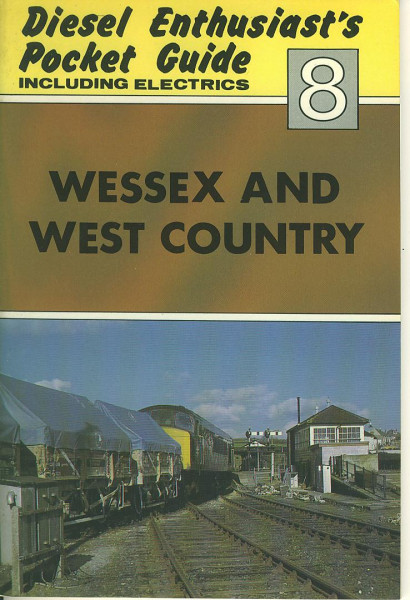 Buch Diesel Enthusiast's Pocket Guide 8 - Wessex and West Country