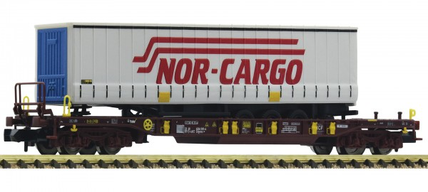 N Taschenwagen T3 AAE Ep.6 'NorCargo'