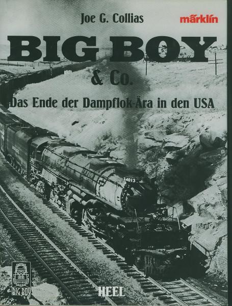 Buch Big Boy & Co.- Das Ende der Dampflok-Ära in den USA