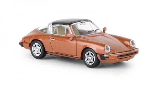 87 Porsche 911 G targa, TD orange-metallic NH02/20