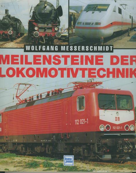 Buch Meilensteine der Lokomotivtechnik