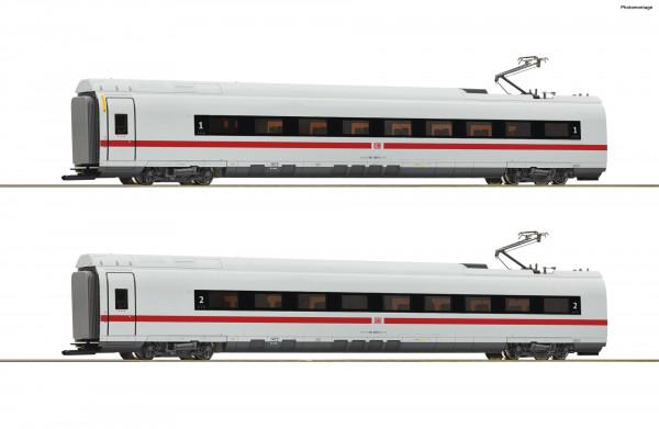 H0 ICE-3/Velaro BR407 Ergänzungsset-I DBAG Ep.VI mit Licht