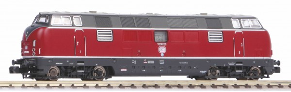 N Diesellok BR.V200.123 DB-3 rot N18/ANA NH06/2020