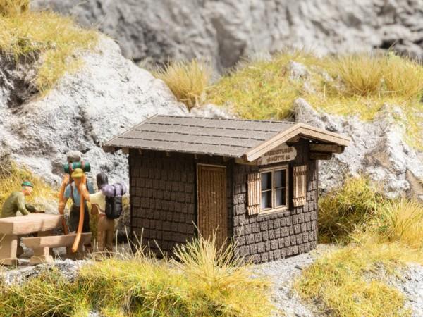 H0 Schutzhütte 'Babenstuber Hütte' LC NH2020