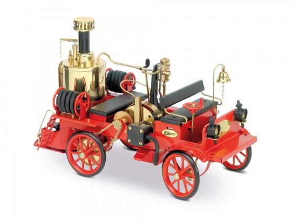 Dampf-Feuerwehrauto (D305)