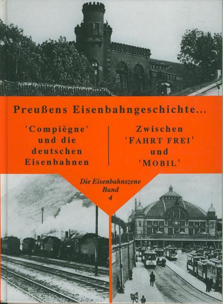 Buch Preußens Eisenbahngeschichte als Basis verkehrswirtschaftlicher Grundsätze