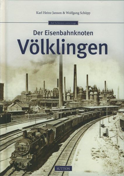 Buch Der Eisenbahnknoten Völklingen