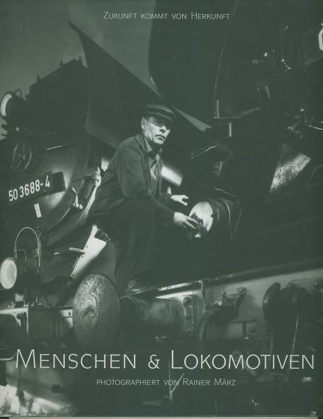 Buch Menschen & Lokomotiven - Zukunft kommt von Herkunft