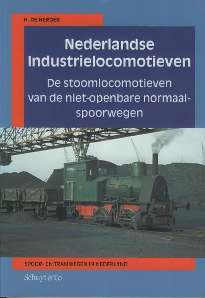 Buch Nederlandse Industrielocomotieven De stoomlocomotieven van de niet-open