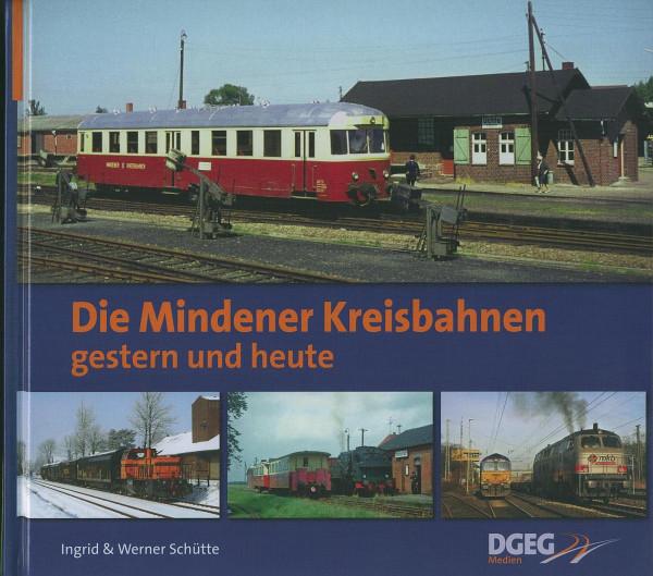 Buch Die Mindener Kreisbahnen - gestern und heute
