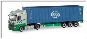 87 MB Actros/Big Container-Sattelzug 'EKB' NH05/2020