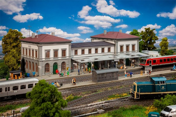 H0 Bahnhof 'Königsfeld'