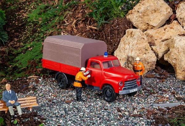 G Opel Blitz / Pritsche Feuerwehr