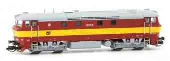 TT Diesellok BR478.1 CD-4 gelb/rot NH2020(I)