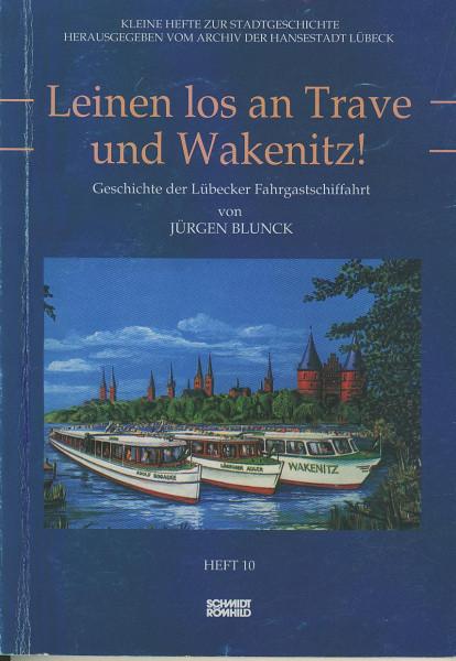 Buch Leinen los an Trave und Walkenitz!