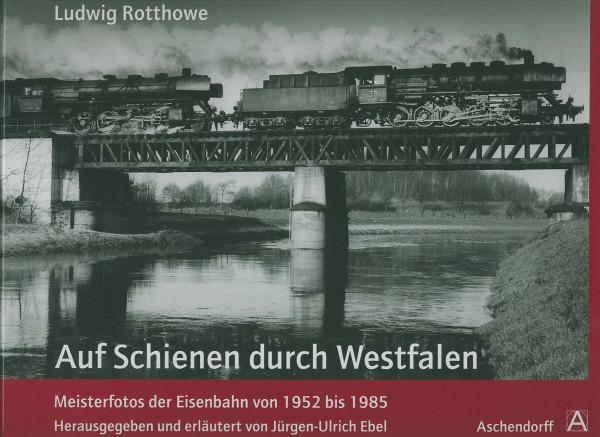 Buch Auf Schienen durch Westfalen