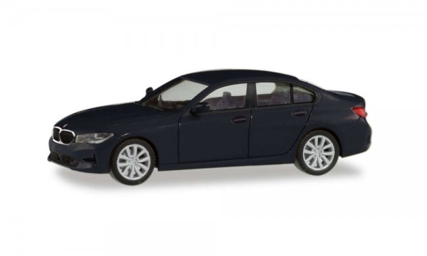 87 BMW 3-er/Limousine, schwarz NH2020(05)