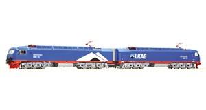 H0 Elektrische Doppellokomotive IORE, LKAB, Ep.6, DCC SOUND