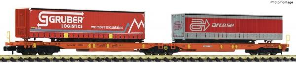N Doppeltaschen-Gelenkwagen T2000 Wascosa Ep.6