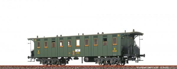 H0 Personenwagen C4 SBB, II