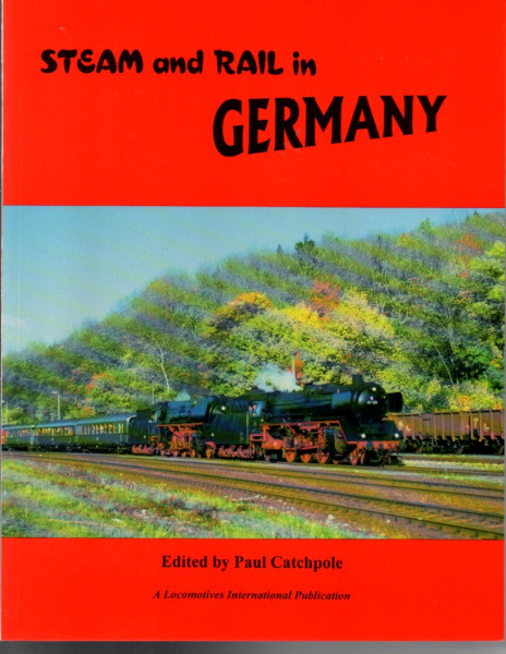 Buch Steam and Rail in Germany