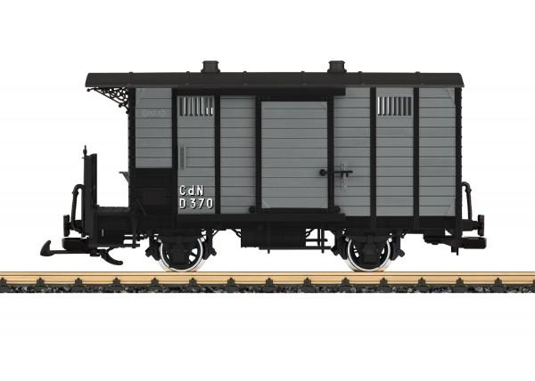 G Güterwagen/2-a./BrB ged. C.d.N. D370 NH2020