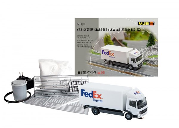 H0 CS-Start-Set MB Atego 'FedEx'